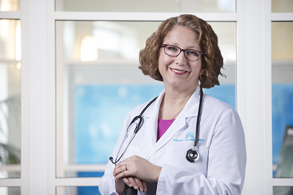 Kelly Foley, MD, Is Assistant Market Medical Director Of Hospital And Specialty In Southern Colorado.