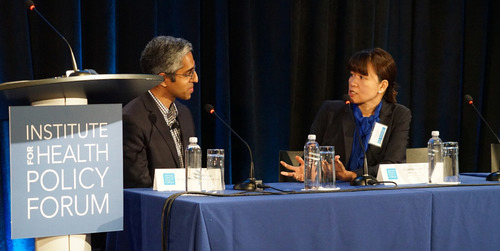Imelda Dacones, MD, And Former U.S. Surgeon General Vivek Murthy, MD, Address Trauma In Children