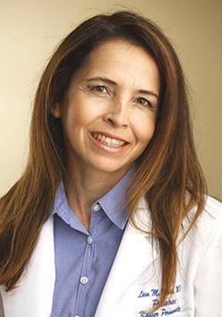 Inside Perspective: Lisa Montes, MD - Permanente Medicine