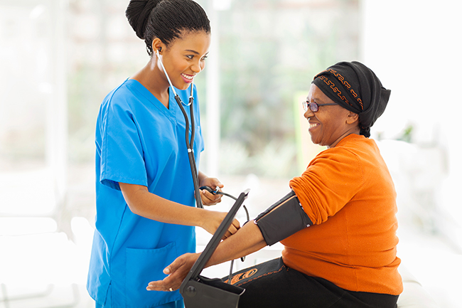 Kaiser Permanente Nation's Best At Controlling High Blood Pressure