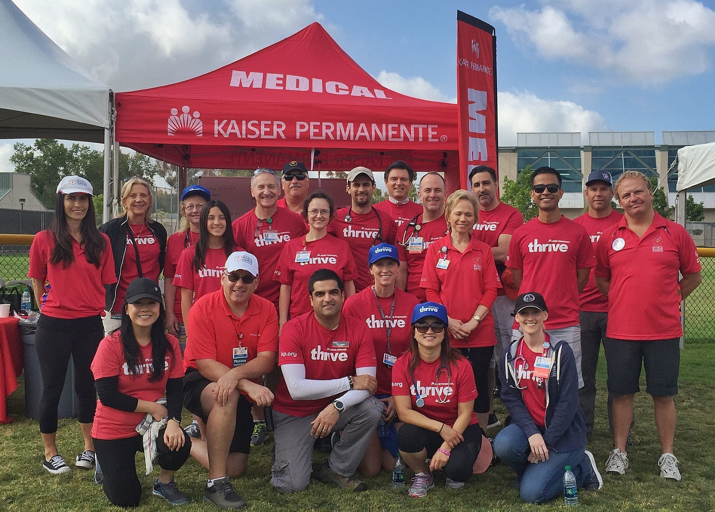Special Olympics And Permanente Medicine Form A Winning Team