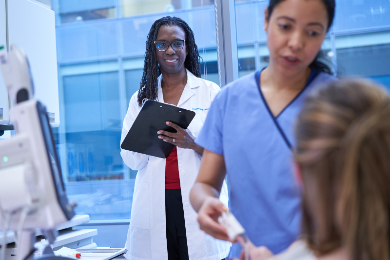 Building The Health Care Workforce Of The Future