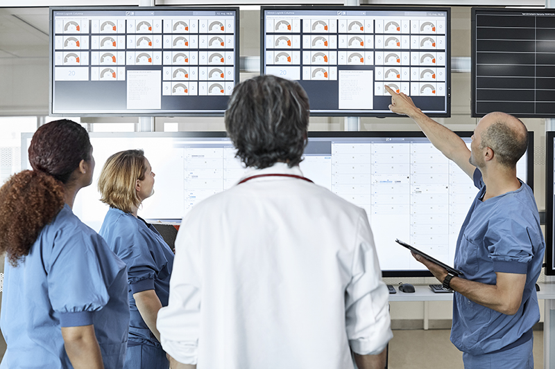 From The Front Lines: 10 Lessons From A Hospital Command Center