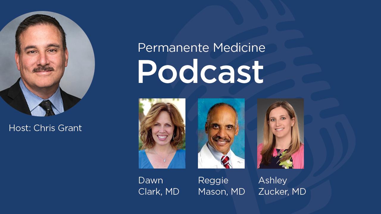 Permanente Medicine Podcast Banner Image.